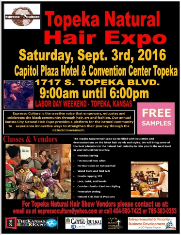Expo final Letter Size Natural Hair Expo 2016