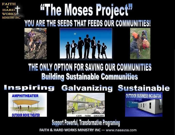 The Moses Project
